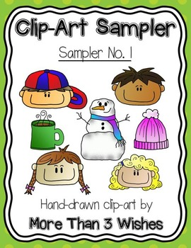 Clip Art Sampler 1
