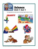 Clip Art Science Unit 1