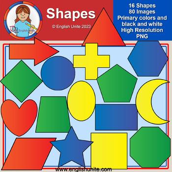 Clip Art - Shapes