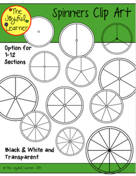 Clip Art: Spinners