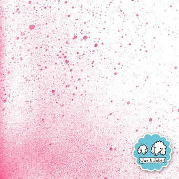 Clip Art: Spray Paint Splatter Texture Digital Papers / Backgrounds