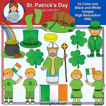 Clip Art - St. Patrick's Day