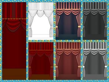 Clip Art :Stage