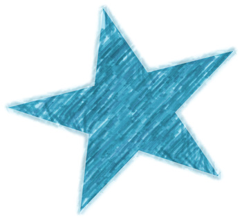 Clip Art: Star Collection
