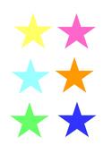 Clip Art- Stars