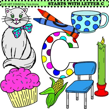 Clip Art Starts With Letter C