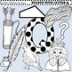 Clip Art Starts With Letter Q