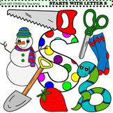 Clip Art Starts With Letter S