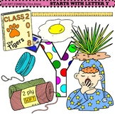 Clip Art Starts With Letter Y