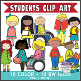 Clip Art - Students