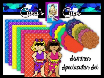 Clip Art~ Summer Spectacular Sellers Set