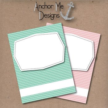 Clip Art TPT Covers or Coversheets for TPT Sellers- Pastel