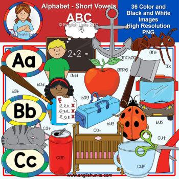 Clip Art - The Alphabet (ABC)