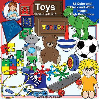 Clip Art - Toys