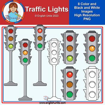 Clip Art - Traffic Lights