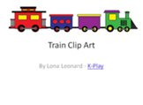 Clip Art - Trains