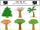 Clip Art -Tree Clip Art