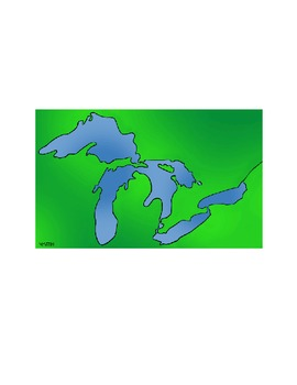 Clip Art USA Michigan