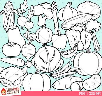 Vegetable Food Clip Art