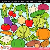 Vegetable Food Clip Art