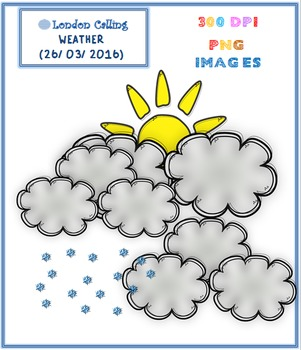 Clip Art * WEATHER *