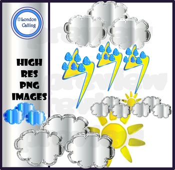 Clip Art - WEATHER