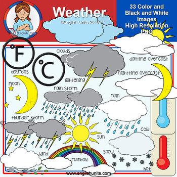 Clip Art - Weather
