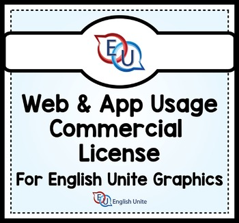 Clip Art - Web and App Usage License