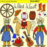 Clip Art Wild West