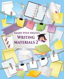 Clip Art- Writing Materials 2
