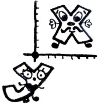 Cute Algebra Clip Art (4 pictures)
