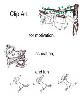 Clip Art for Motivation, Inspiration, and Fun