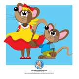 Clip Art for Mouse Tales by Arnold Lobel