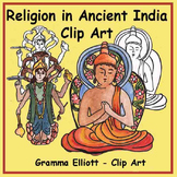 Gods in India Clip Art