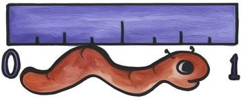 I Word Clip Art - Realistic - Color and Black Line - 300 dpi PNG