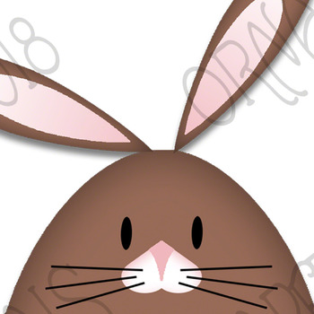 Clip Art or Clipart: Easter Clip Art, Bunnies