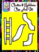 Clip Art~Chutes and Ladders Kit