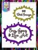 Clip Art~Oval Lace Scallop Borders