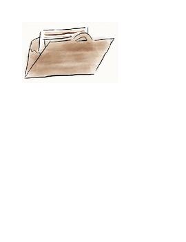 Clip Arts for portfolios