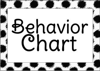 Clip Behavior Chart