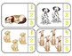 Counting 1-20:  Dogs - Clip Cards for Independent Practice