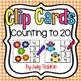 Clip Card FREEBIE Math Sampler