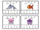 Clip Cards Addition to 10 - Under the Sea Theme