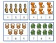 Clip Cards Counting Numbers to Ten - Zoo Animals