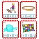 Clip Cards: Ending Blends (Set 4)