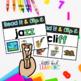 Clip Cards - FLOSS Rule/Bonus Letters