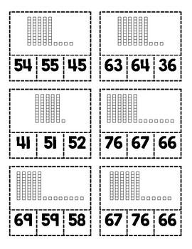 Clip Cards-Place Value