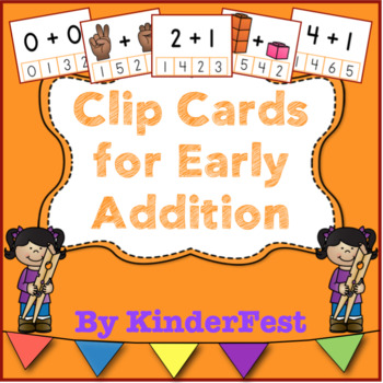Clip Cards for Early Addition