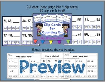 Clip Cards for Math: Bundle