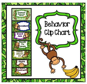 Behavior Management (Clip Chart)